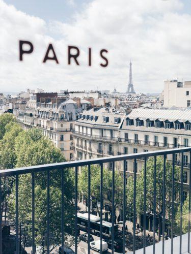Parigi dai tetti