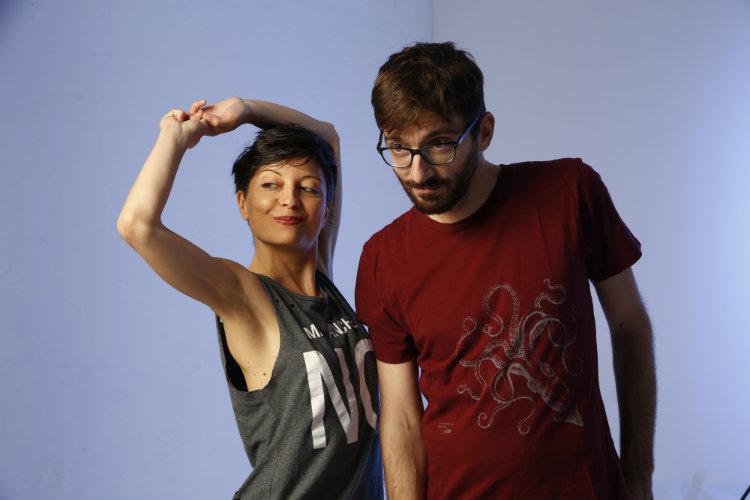 Chiara e Roberto Studio Zéro
